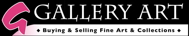 Gallery Art - Buying & Selling Fine Art & Collections