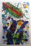 SAM FRANCIS - UNTITLED SF-341