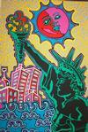 KIP FRACE - Lady Liberty