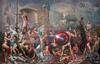 JANUSZ ORZECHOWSKI - the intervention of Captain America