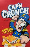 STEVE KAUFMAN - CAPTAIN CRUNCH