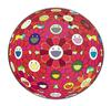 TAKASHI MURAKAMI - FLOWER BALL (3D) RED CLIFF