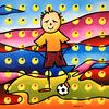 EDGAR SANCHEZ - SOCCER DOLL