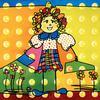 EDGAR SANCHEZ  - Curly Doll