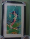 LEROY NEIMAN - Sweet Serve