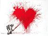 MR. (EDITIONS) BRAINWASH - LOVE TO THE RESCUE