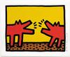 KEITH HARING - POP SHOP IV (2)