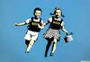 BANKSY  - POLICE KIDS (JACK AND JILL)