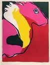 KAREL APPEL - CHEVEL (HORSE)