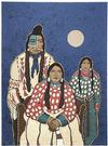 RED STAR, KEVIN - CROW INDIAN FAMILY