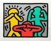 KEITH HARING - POP SHOP III (3)